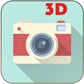 Anaglyph Camera icon