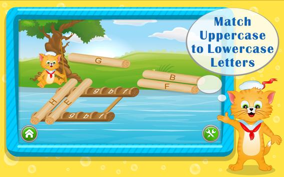 Learn ABC Letters with Captain Cat screenshot 6
