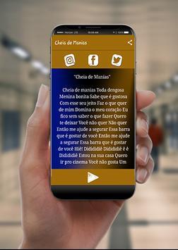 Musica y Letras Raça Negra screenshot 2