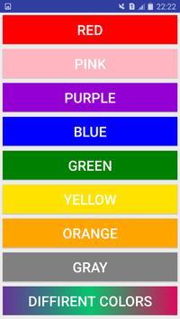 ColorFinder screenshot 1
