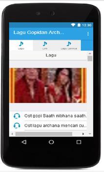 Lagu Gopi & Archana Terbaru poster