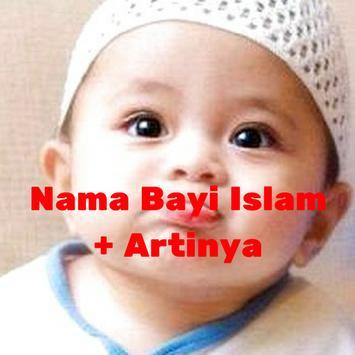 Nama Bayi Laki laki Islam poster