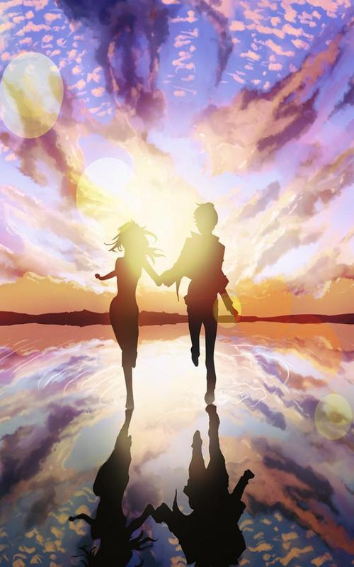 Wallpaper Anime Couple For Android Apk Download