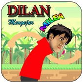 Dilan looking for the milea icon