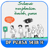 DP Puasa 1438H icon