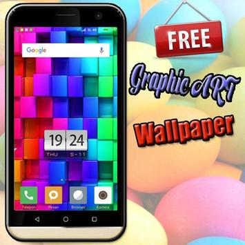 Graphic Art Wallpaper apk screenshot