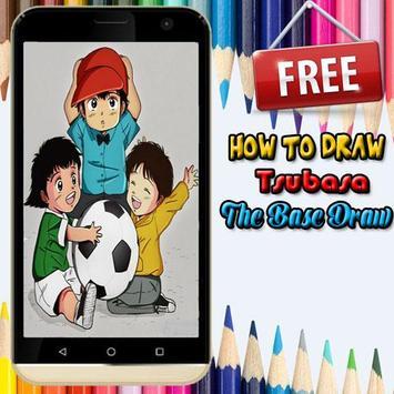 How to draw tsubasa apk screenshot