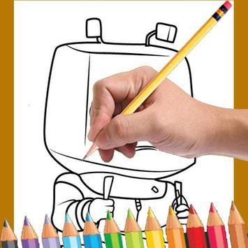Learn to draw boboboy screenshot 1