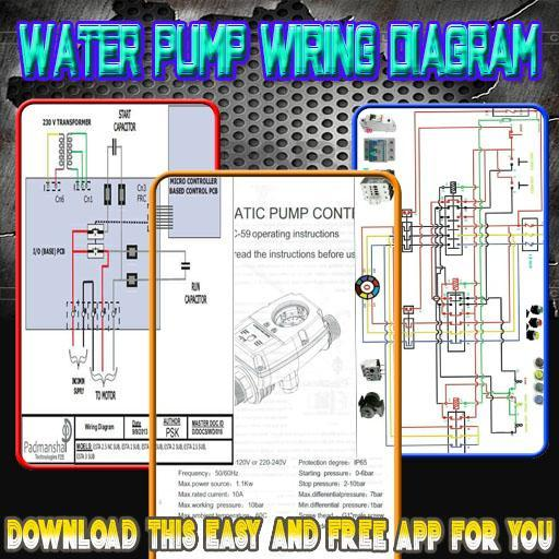 Water Pump Wiring Diagram for Android - APK Download on