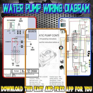 Water Pump Wiring Diagram apk screenshot