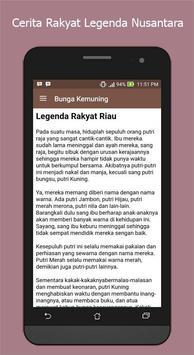 Kisah Rakyat Legenda Nusantara screenshot 2