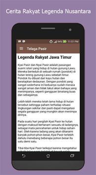 Kisah Rakyat Legenda Nusantara screenshot 3