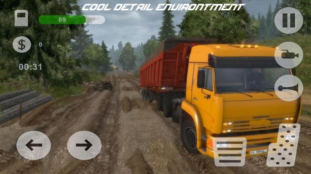 Truck Simulator Offroad Xtreme poster