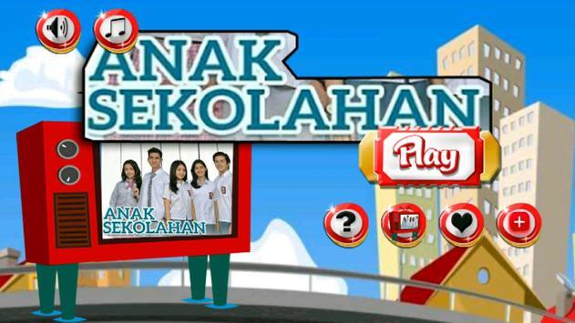 Anak Sekolahan Game Terbaru poster