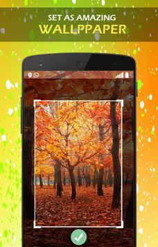 Warm Fall Wallpaper screenshot 3