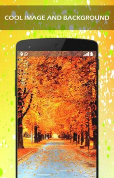 Warm Fall Wallpaper screenshot 2