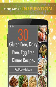 Dinner Recipes Free poster