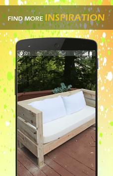Outdoor Furniture Designs poster