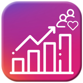 Analytics for Instagram - Followers Likes Reposts icon