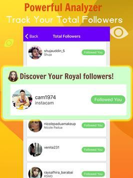 Analytics for Instagram - Followers Likes Reposts screenshot 1