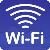 Free WiFi Analyzer Manager icon