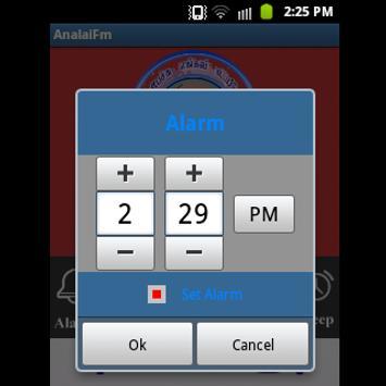 AnalaiFm screenshot 1