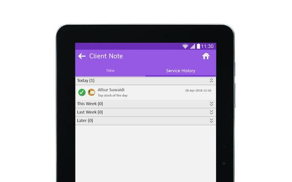 ANALEC ClientManager screenshot 11