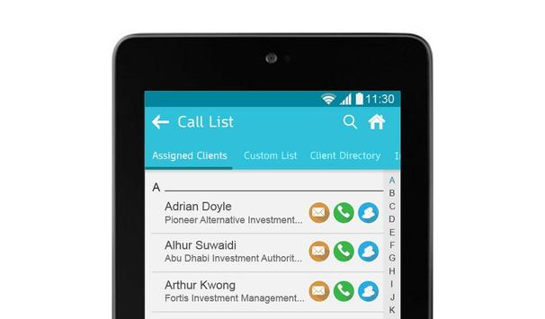 ANALEC ClientManager screenshot 17