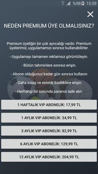 İddaa Tahminleri Premium screenshot 3
