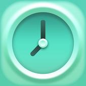 Analog Clock Live Wallpaper App icon