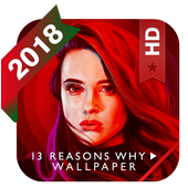13 Reasons Why Wallpaper icon