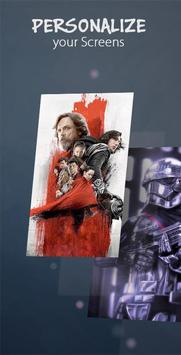 Star Wars™ Wallpaper HD 2018 poster