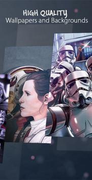 Star Wars™ Wallpaper HD 2018 screenshot 1