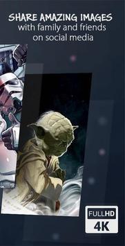 Star Wars™ Wallpaper HD 2018 screenshot 2