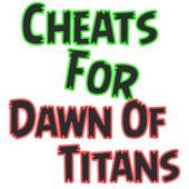 Cheats For Dawn of Titans icon