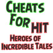 Cheats For HIT - Heroes of Incredible Tales icon