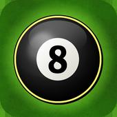 8 Ball not 2048 icon