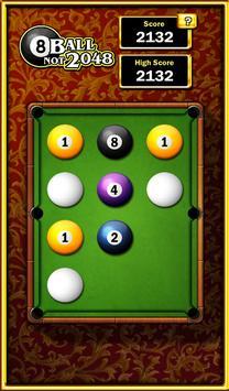 8 Ball not 2048 apk screenshot