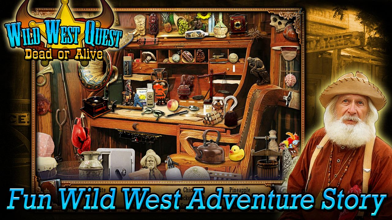 Wild West Quest: Dead or Alive for Android - APK Download
