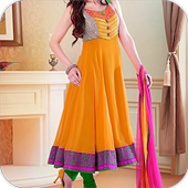 Anarkali Salwar Kameez Design icon