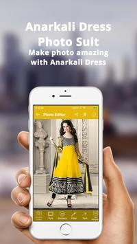 Anarkali Dress Photo Suit screenshot 1