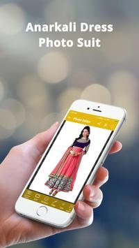 Anarkali Dress Photo Suit screenshot 3