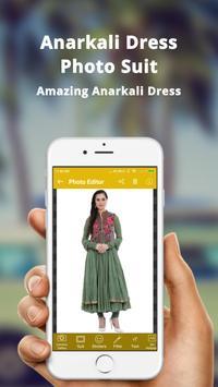 Anarkali Dress Photo Suit screenshot 4