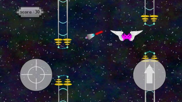Flappy Invaders ! screenshot 6