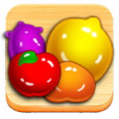 Simple and Funny Fruit Slice icon