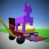 VR 羊とカーレース! icon