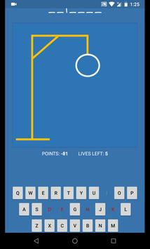 Simple Hangman screenshot 2