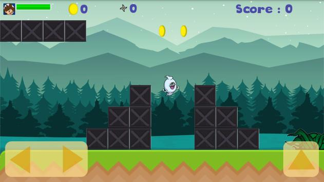 smart ghost in mission apk screenshot