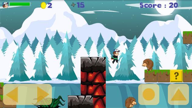 gravity guy in adventure apk screenshot