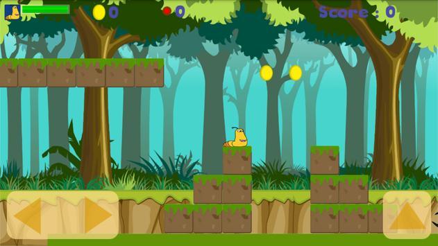 amazing worm in mission apk screenshot